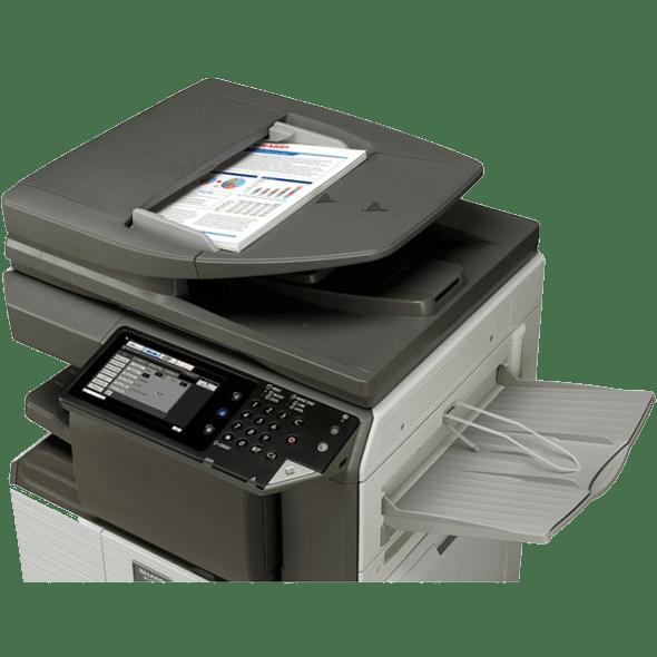 Fotocopiadora Inforcopy. Especialistas en alquiler de fotocopiadoras