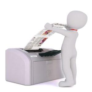 Fotocopiadora-multifunción