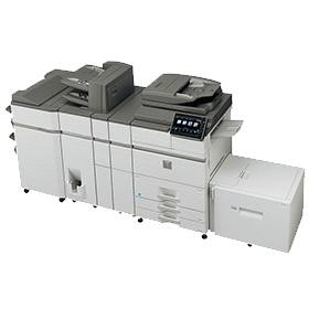 Fotocopiadora Mx-m754n-fn22. Alquiler en Inforcopy