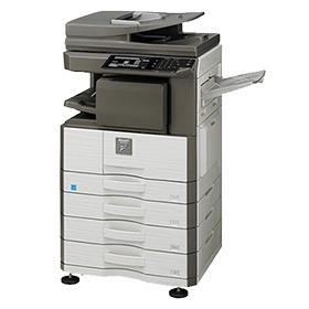 Oferta Fotocopiadora Sharp M266. Alquiler en Inforcopy