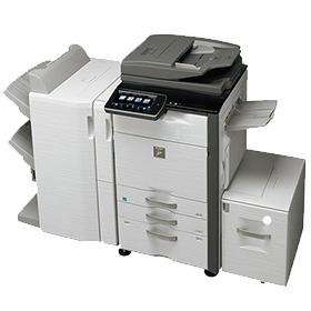 Fotocopiadora SharpMx-5140N. Alquiler en Inforcopy
