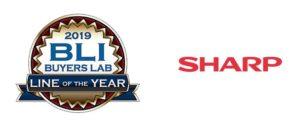Premio Line of the Year 2019 para Sharp