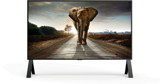 Sharp introduce en España la pantalla profesional 8K más grande del mercado con 120″